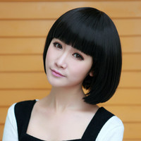 straight short hair wigs - synthetic wig short BOBO wigs short hair wig