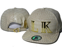 animal print strapbacks - Cheaper Hotsale LK hats Strapbacks Men Sports Hats Hip Hop Snapback Hats men Strap backs caps Womens last kings Strapback hat