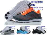 Mid Cut barefoot golf shoes - Top Quality Free V5 Running shoes Mens Barefoot Feel like Shoes free run v5 sport shoes Trainers drop shipping
