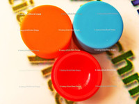 Wholesale PAX Tiny SMALL JAR Lip Gloss Balm EGO Wax Container Craft Powder Spice Bead cache Electronic Cigarette