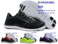 Wholesale Cheap Athletic Mens Free Run V5 Running Shoes free run v5 sport tennis shoes