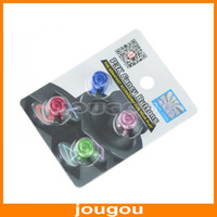 Wholesale Hot Selling Clear Aluminum Metal Sticky Replacement Buttons For PS3 Playstation Controller