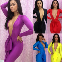 Hot Newest Sexy Women's Girl's Fringe Bodycon Dresses Lady F...
