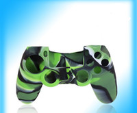For Xbox Protective Case Silicone controller case silicon rubber camouflage console case for xbox one , PS4