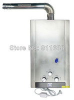 Wholesale 220V Hz L NG Force Exhaust Natural Gas TANKLESS INSTANT HOT WATER HEATER BOILER WITH