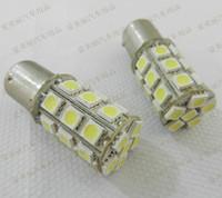 Wholesale HK POST FREE SMD led Brake Tail Trun signal led bulb color V BA15S BAU15S BA15D