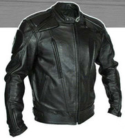 Wholesale high quality PU Leathe Jackets racing motorcycle motocross jacket racing jacket