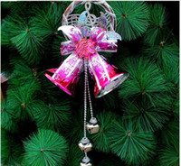 Wholesale 2013 New Year decoration Christmas ornaments Christmas tree decorations deer bells
