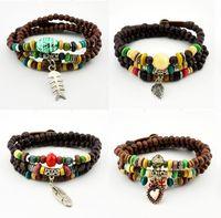 Wholesale 10 off styles Pretty green crystal beads necklace women bracelets quot great king quot cheap jewelry bracelets fashion jewelry FZ