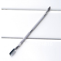 Wholesale 3pcs Nail Cuticle Pusher Spoon Cut Manicure Pedicure Care Remover Tool