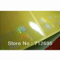 Wholesale 026 D Holographic tamper VOID label