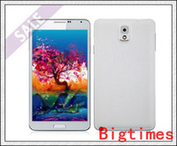 Wholesale N9006 Note GB Quad Core MTK6589 RAM G Android MP Camera G WCDMA Single Micro Sim Card FM Smart cellPhone