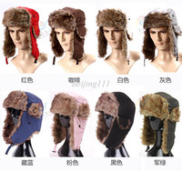 Wholesale Lei Feng hat factory direct custom machining adult ear hat warm hat Taslan