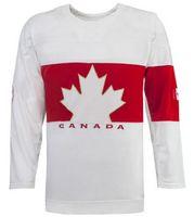 Cheap Canada jerseys Best Blank hockey jersey