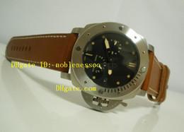 Wholesale Luxury Mens AAA Top Quality Asia ETA Submersible PAM507 watch Bronze Bronzo mm Days Automatic Men s Watches Wristwatch