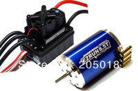 Wholesale HOBBYWING EZRUN T KV RC Model Brushless Motor amp WP60 A ESC Combo