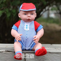 Unisex Birth-12 months Latex Cute Reborn baby lifelike baby singing and talking dolls Vinyl & Silicone doll Water doll artificial doll baby Free Shipping