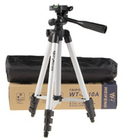 Wholesale Universal Flexible WT A Portable Camera Tripod for Sony Canon Nikon BAG