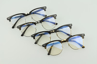 Wholesale Star style eyeglasses frame rb5154 Retro brand designer handmade myopia glasses frame with original packing box