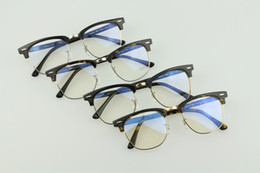 Wholesale Star style eyeglasses frame rb5154 Retro brand designer handmade myopia glasses frame with original packing box