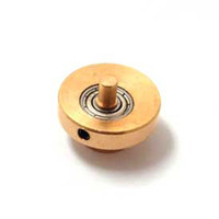 copper tattoo machine - 5PCS Ready to use Set Up Rotary Tattoo Machine Cam Wheel Bearing Tattoo Machine Part Accessories