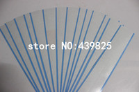 Wholesale Best Sell Top Quality Blue Cheap tape with small hole for Lace Wig hair closure toupee piece Tapes Adhesive