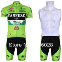 Wholesale new fashion unique cycling jerseys FARNESE cycling team jerseys Bike clothing shorts Bib Pants iowa cycling jersey C00S