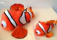 Wholesale Best quality CM Cute Baby Finding Nemo Plush Doll Kids Stuffed Animal Doll Toy L