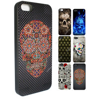 Plastic apples sugar - S5Q Vintage Sugar Skull Retro Tribal Case Hard Cover Back Skin For iPhone S AAACSK