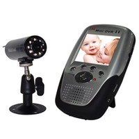 Yes baby monitor recorder - Newest D HD CMOS GHz quot TFT LCD Screen Wireless camera Baby Monitor Mini DVR Recorder night vision FREE SHIP