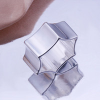 Wholesale Cool Men s Fashion Rings Silver Handsome Specia Fashion Rings Vintage Rings Size Can be mixed