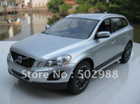 Wholesale 1 scale CH VOLVO XC silvery battery power rc model car toy