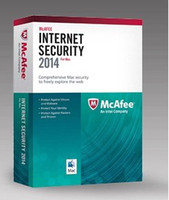 Antivirus & Security Home Windows Genuine Activation Code McAfee Internet Security 2014 3 PCs half year (180 days) from buying