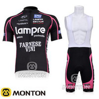 Wholesale 2014 hot sale cheap custom cycling jerseys Bike Suit Cycling Jersey Set Lampre and Bib Pants dr seuss cycling jersey retro C00S