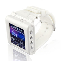 Wholesale S5Q Unlocked Fashion Wrist Mobile Watch Cell Phone GSM Touch AAACSP