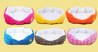 Wholesale Pet Supplies Small Size Pet Nest Dog Cushion with Seven Colors