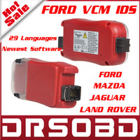 Wholesale New Release FORD VCM IDS V84 auto code reader support languages professional car diagnostic interface IDS FORD VCM