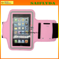 For Apple iPhone Leather For Christmas Waterproof Running Cycling Sport Exercise Armband Arm Band Cover Case Strap Holder For iphone 4 4s iPhone 5 5C 5S 5G