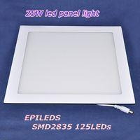 Wholesale AC90 V high brightness square shape W mini led panel ceiling light white or warm white led chicken lamp