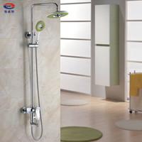 Wholesale Gweat shower set copper shower set faucet bathroom new arrival
