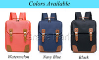 Wholesale GK Women Girls Backpack Rucksack Shoulders bag Satchel School Bag Laptop Bag GZ