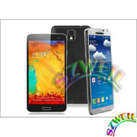 Wholesale Original Size NOTE N9000 MTK6582 Android With quot G RAM G ROM MP Camera Smart Flip Case Cell phone MD0561