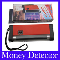 AD-998 Guangdong, China (Mainland)  EMS Free Shipping Currency Detector--High Quality Cheap 2 in 1 Handheld UV Light Torch Lamp Money Detector .20pcs lot