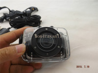 Wholesale New arrival HD x720 Extreme Sports Action Camera Waterproof Sports Video Camera Camcorder DV H164