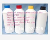 Wholesale Hot High quality bulk laser toner powder refill compatible for Xerox CP105 wholesales xerox color toner powder