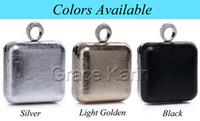 Wholesale GK Women Polyurethane Leather Ring Clutch Evening Bag Shoulder Bag Box GZ598