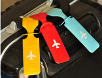 Colorful Alife Flight Travel Luggage Name Tag Baggage Airpla...