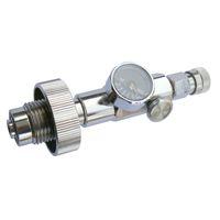 REGULATOR adapter din - New HPA High Pressure Air Scuba Din Fill Station Adapter bar psi