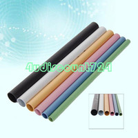 other Plastic  EQ0078 6 Pcs C Curve Stick Rods For Acrylic French Nail Art
