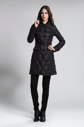 Wholesale Womens Goose down classical trench coat Style No CD W